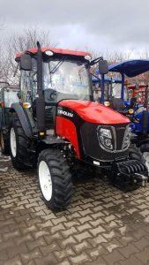 permis tractor